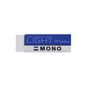 Tombow Mono LIGHT TOUCH PLASTIC ERASER 5356