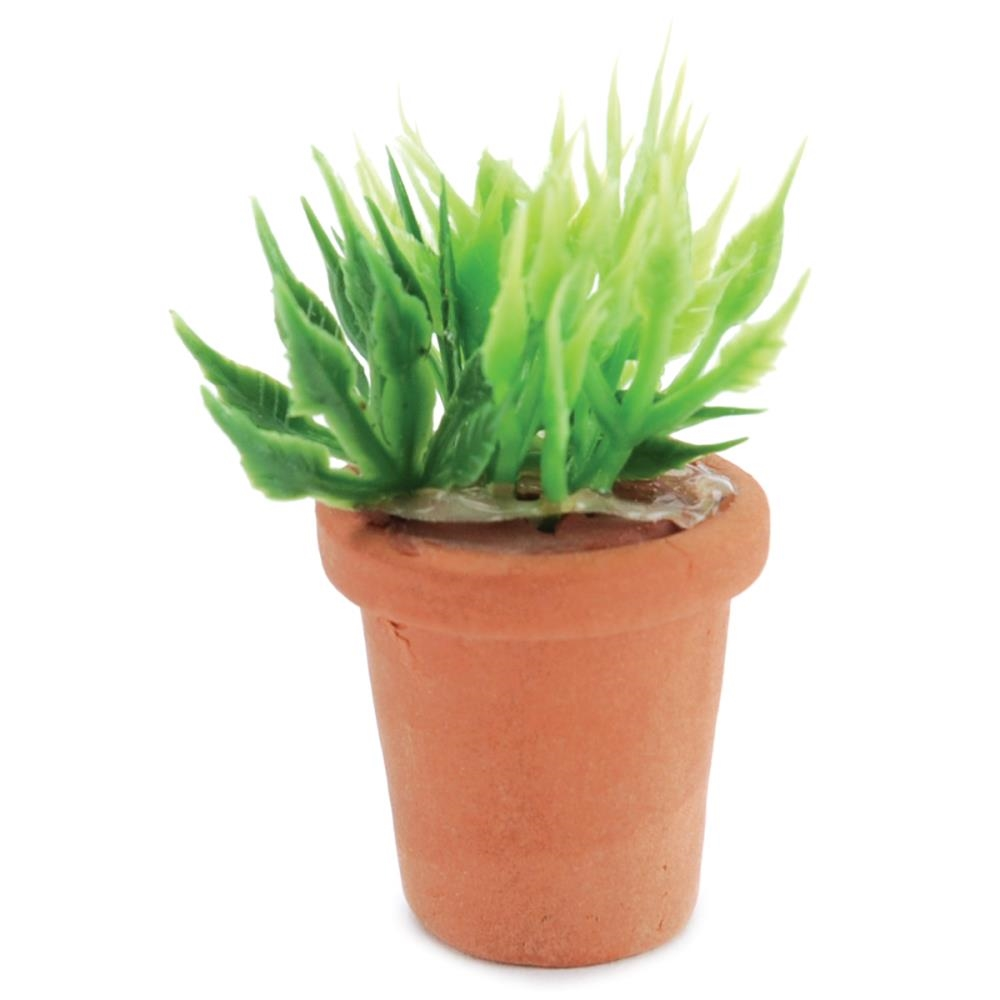Darice MINI SMALL HOUSE PLANT Timeless Minis 231421D zoom image