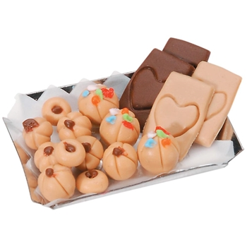 Darice MINI COOKIE TRAY Timeless Minis 231857D
