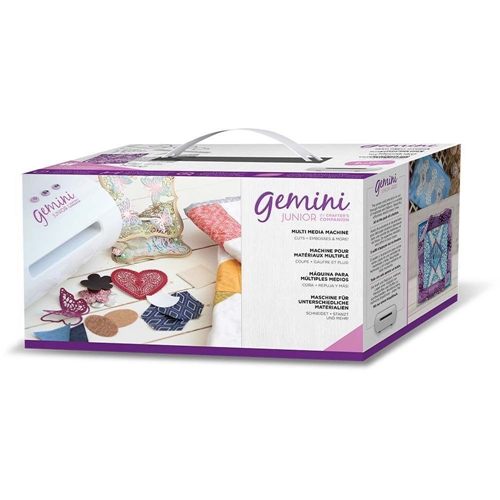 Crafter's Companion GEMINI JUNIOR Die-Cutting & Embossing Machine USA gemjr Preview Image