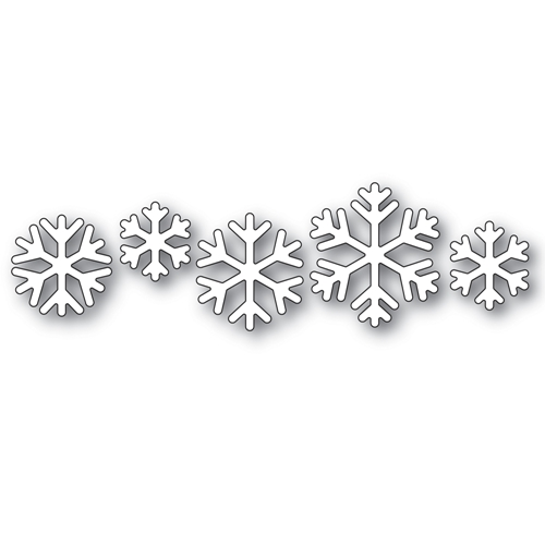 Simon Says Stamp SENSATIONAL SNOWFLAKES Wafer Dies s476 Preview Image
