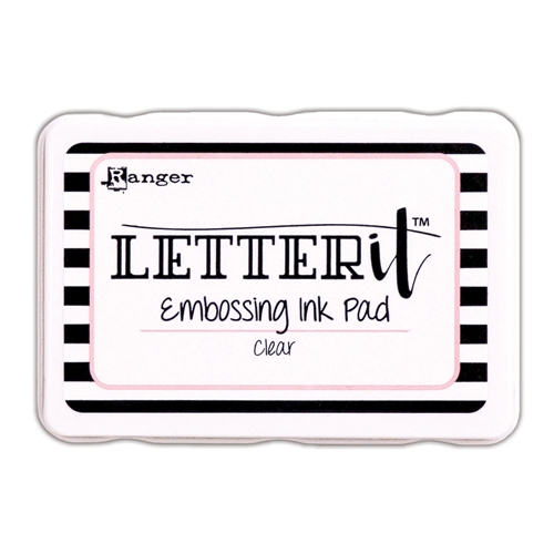 Ranger EMBOSSING PAD Letter It lei58809 Preview Image