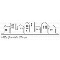 My Favorite Things OUR TOWN Die-Namics MFT1223 Preview Image