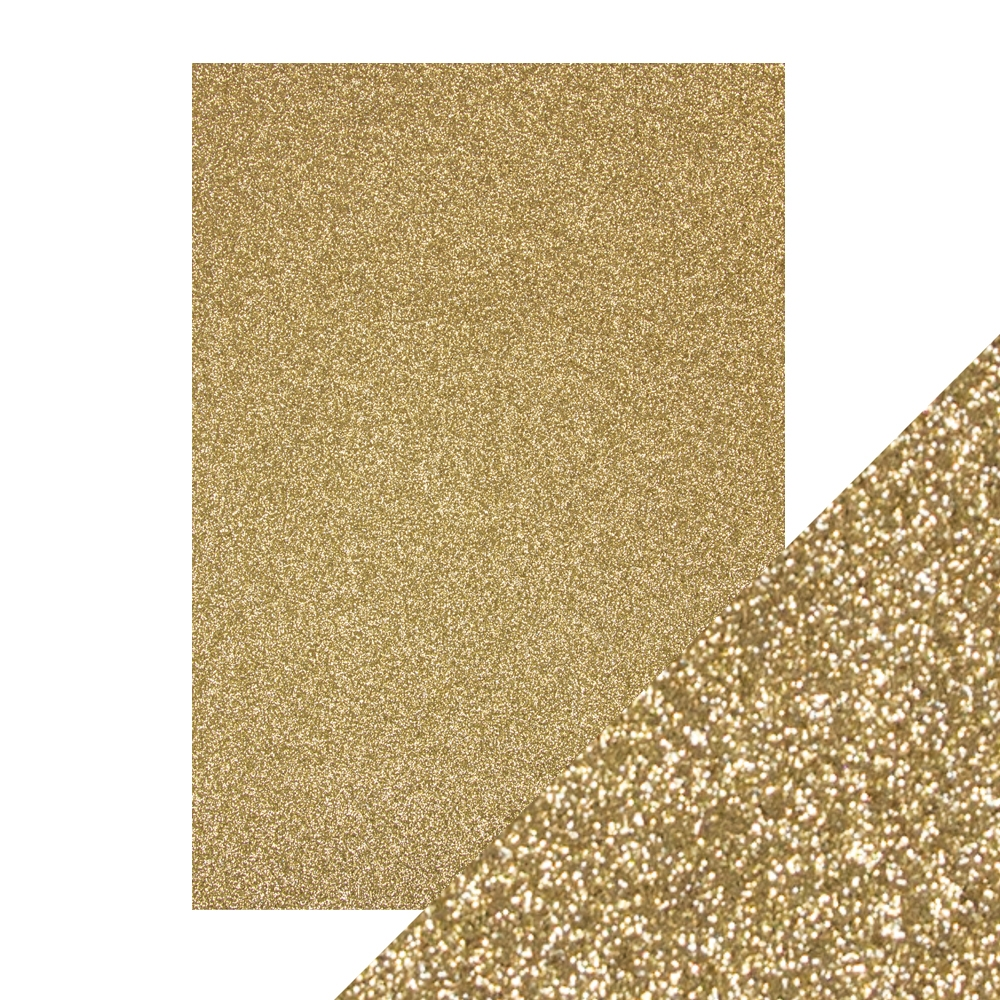 Tonic GOLD DUST A4 Glitter Cardstock 9940e* zoom image
