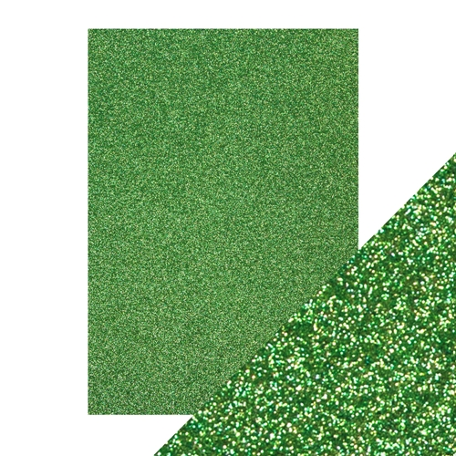 Tonic LUCKY SHAMROCK A4 Glitter Cardstock 9945e Preview Image