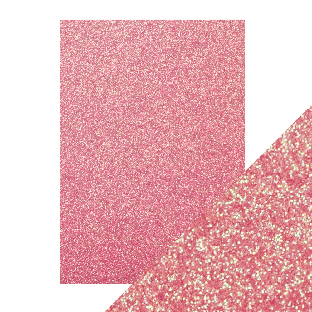 Tonic OPULANT ORCHID 8.5 x 11 Glitter Cardstock 9969e zoom image