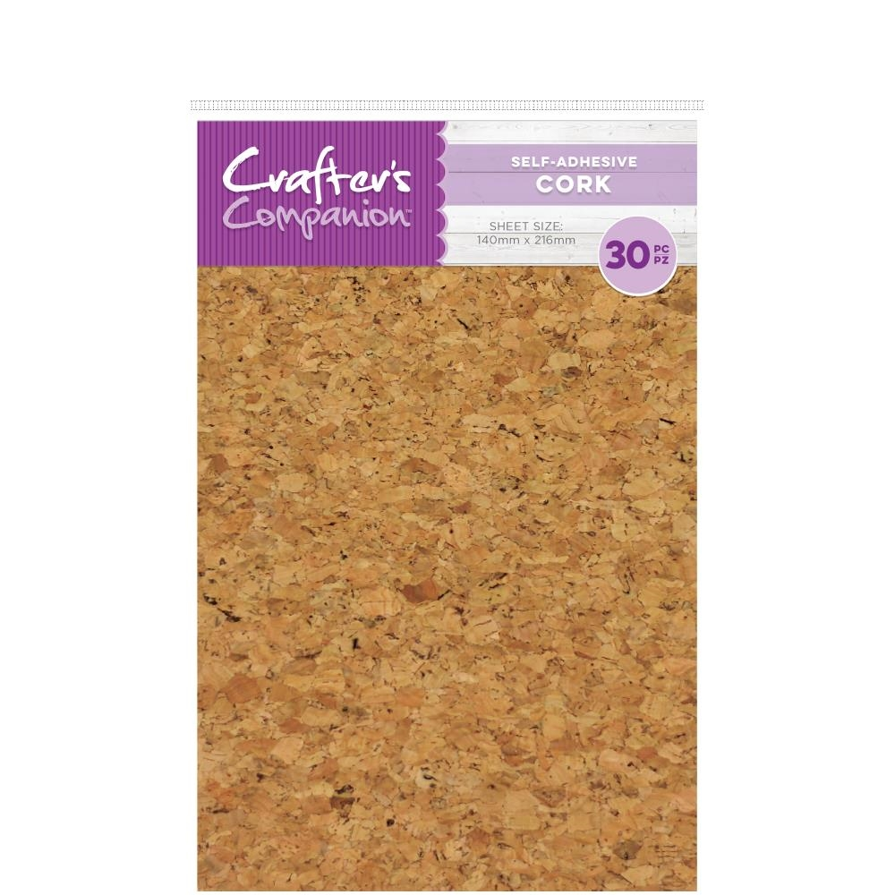 Crafter's Companion CORK Craft Material Pack cc-cork* zoom image