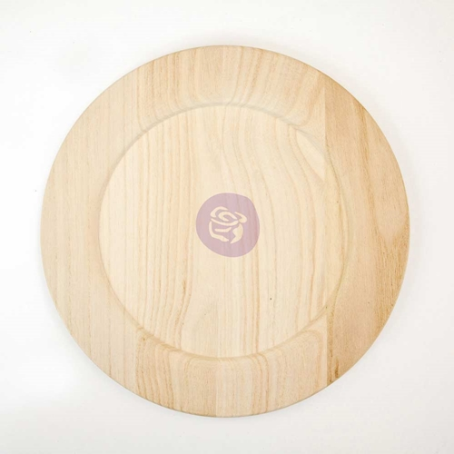 Prima Marketing 12 INCH WOOD PLATE BLANK 816865* Preview Image