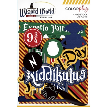 PhotoPlay WIZARD WORLD Ephemera ColorPlay ww8833