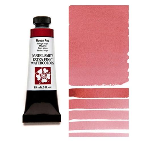 Daniel Smith MAYAN RED 15ML Extra Fine Watercolor 284600217 Preview Image