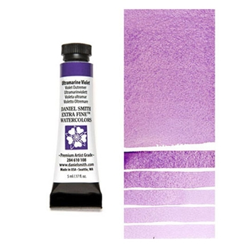 Daniel Smith ULTRAMARINE VIOLET 5ML Extra Fine Watercolor 284610108