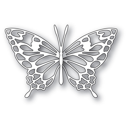 Memory Box ADORA BUTTERFLY Craft Die 99917 Preview Image