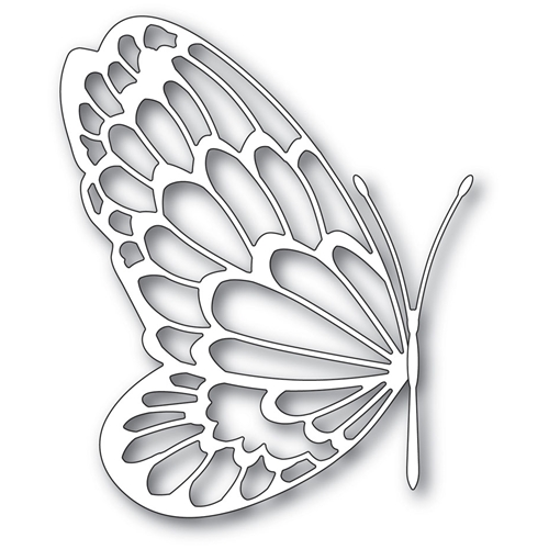 Memory Box BIG BUTTERFLY WING Craft Die 99943 Preview Image