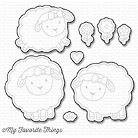 My Favorite Things EWE AND ME FOREVER Die-Namics MFT1235* Preview Image