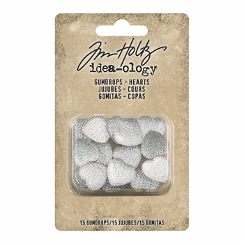 Tim Holtz Idea-ology GUMDROP HEARTS th93681