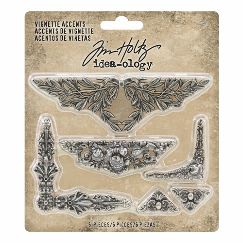 Tim Holtz Idea-ology VIGNETTE ACCENTS th93687 Preview Image