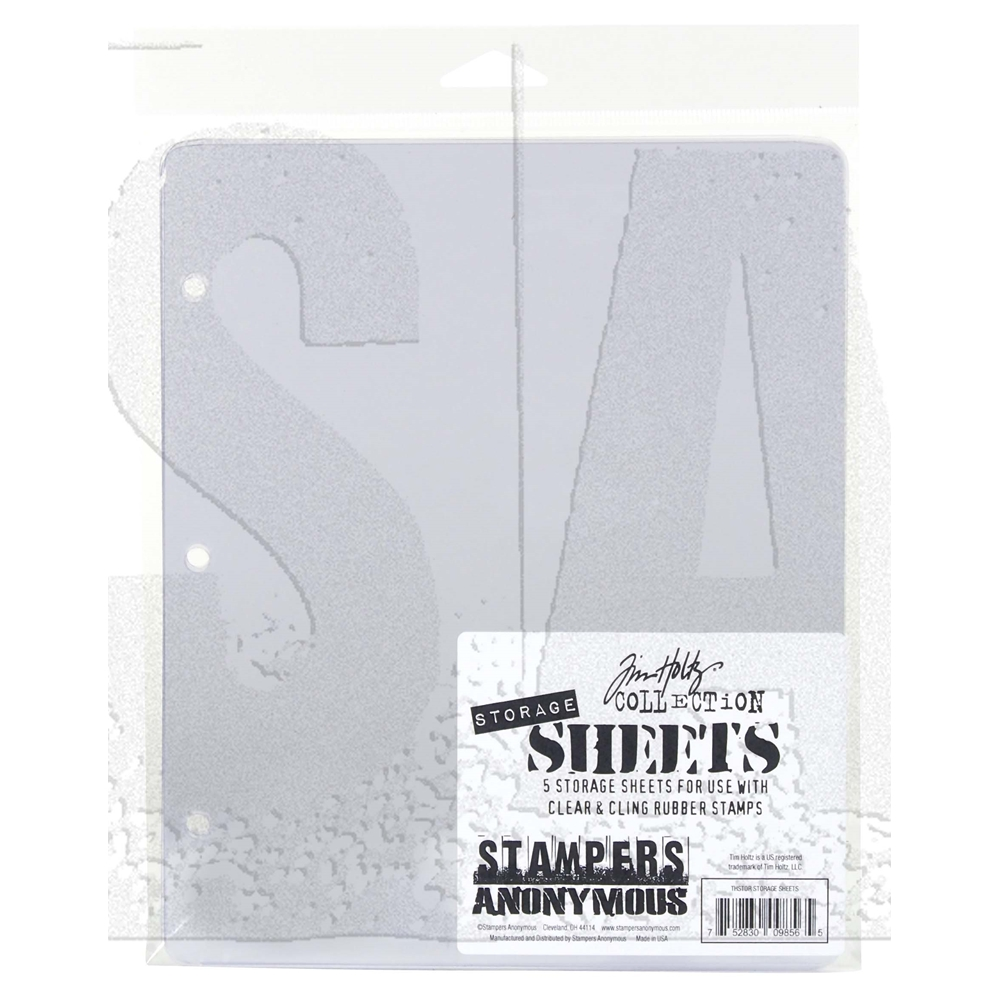 Tim Holtz STORAGE SHEETS CLEAR PACK THSTOR zoom image