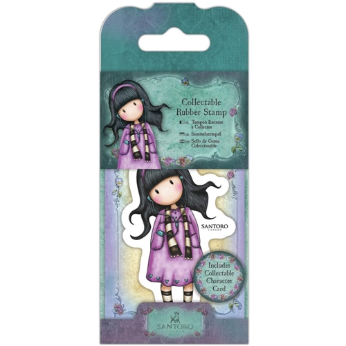 DoCrafts LITTLE SONG Mini Cling Stamp Gorjuss go907403* Preview Image