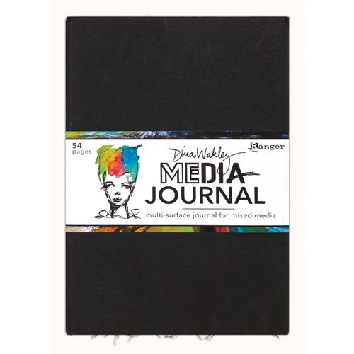 Dina Wakley Ranger LARGE MEDIA JOURNAL mdj61113 Preview Image