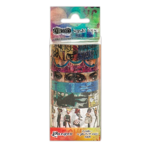 Ranger Dylusions WASHI TAPE #2 dya59950 Preview Image