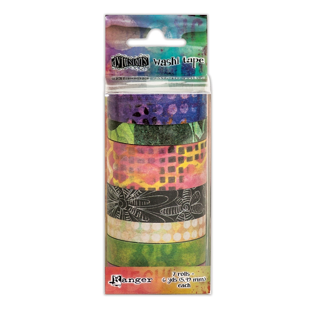 Ranger Dylusions WASHI TAPE #3 dya59967 zoom image