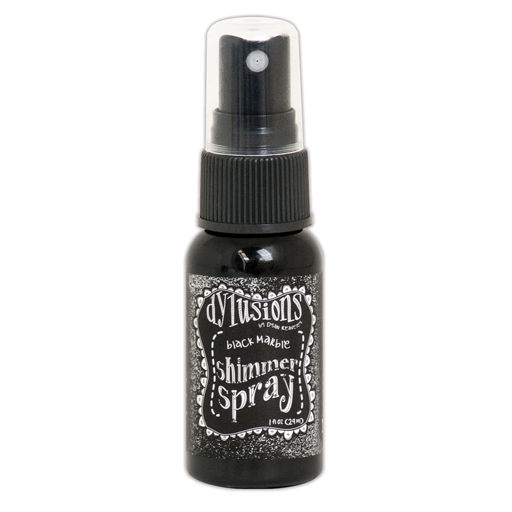 Ranger Dylusions BLACK MARBLE Shimmer Spray dyh60765 zoom image