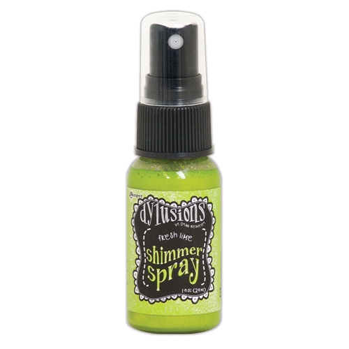 Ranger Dylusions FRESH LIME Shimmer Spray dyh60819 Preview Image
