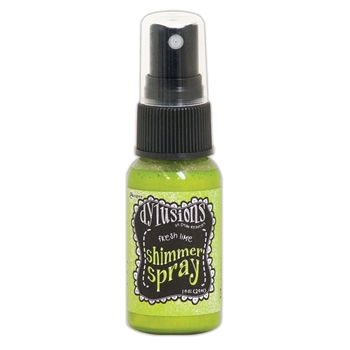 Ranger Dylusions FRESH LIME Shimmer Spray dyh60819