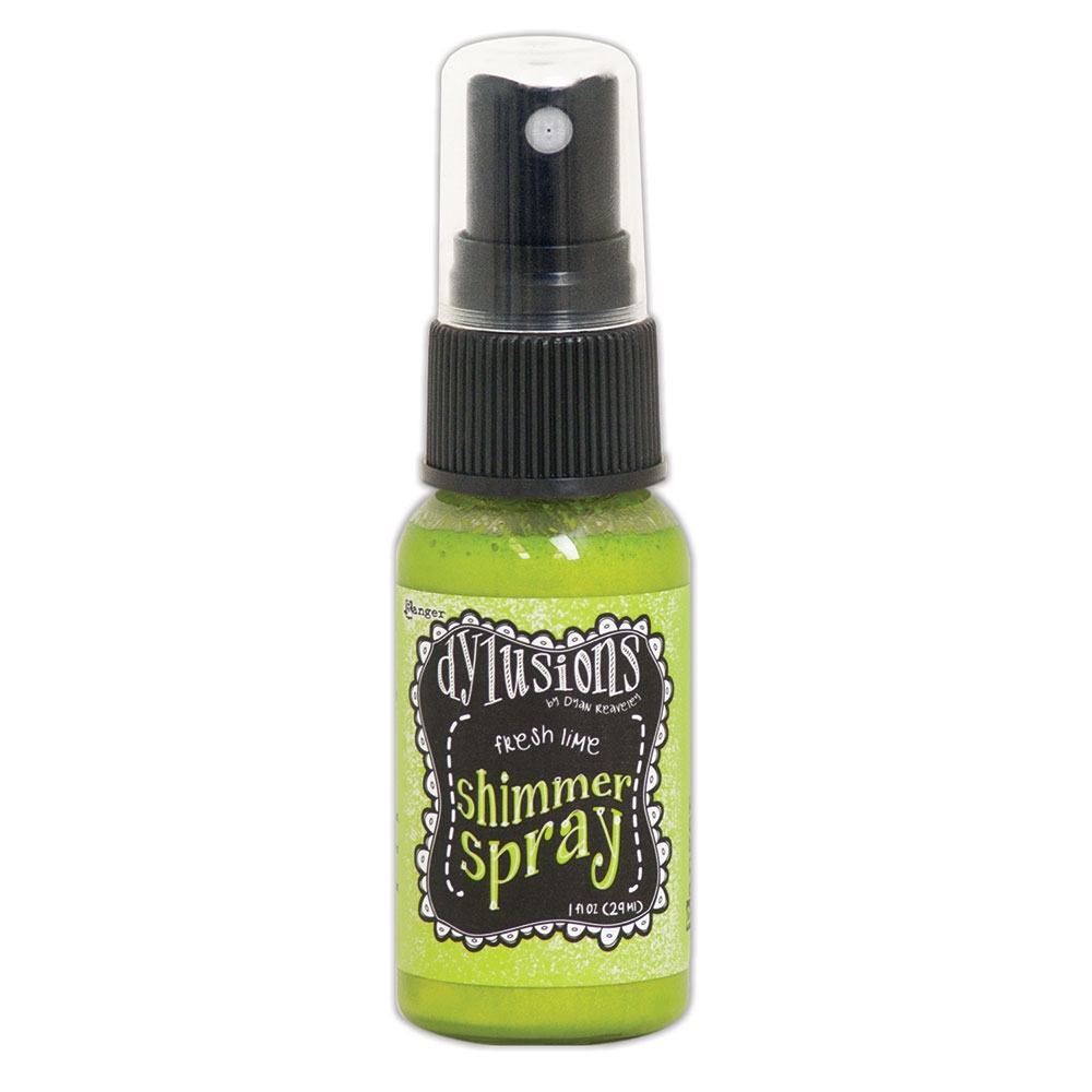 Ranger Dylusions FRESH LIME Shimmer Spray dyh60819 zoom image