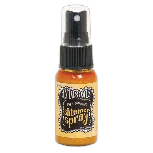 Ranger Dylusions PURE SUNSHINE Shimmer Sprays dyh60864 Preview Image