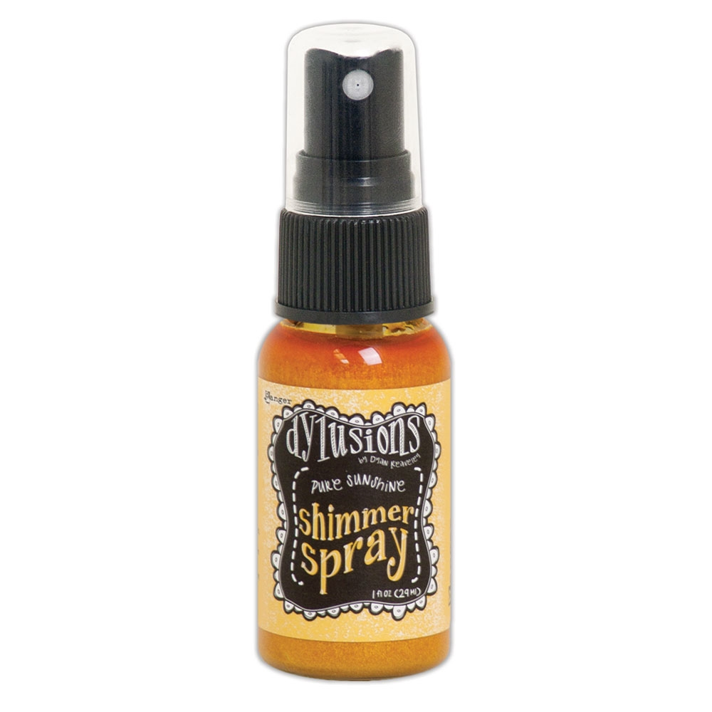 Ranger Dylusions PURE SUNSHINE Shimmer Spray dyh60864 zoom image