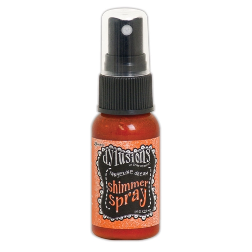 Ranger Dylusions TANGERINE DREAM Shimmer Spray dyh60871 Preview Image