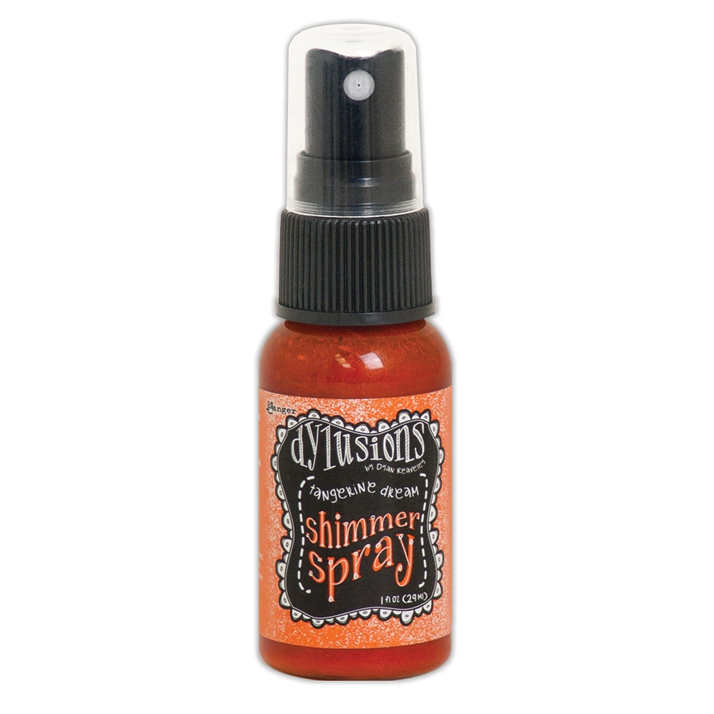 Ranger Dylusions TANGERINE DREAM Shimmer Spray dyh60871 zoom image
