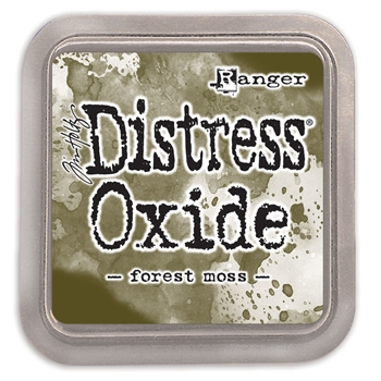 Tim Holtz Distress Oxide Ink Pad FOREST MOSS Ranger tdo55976