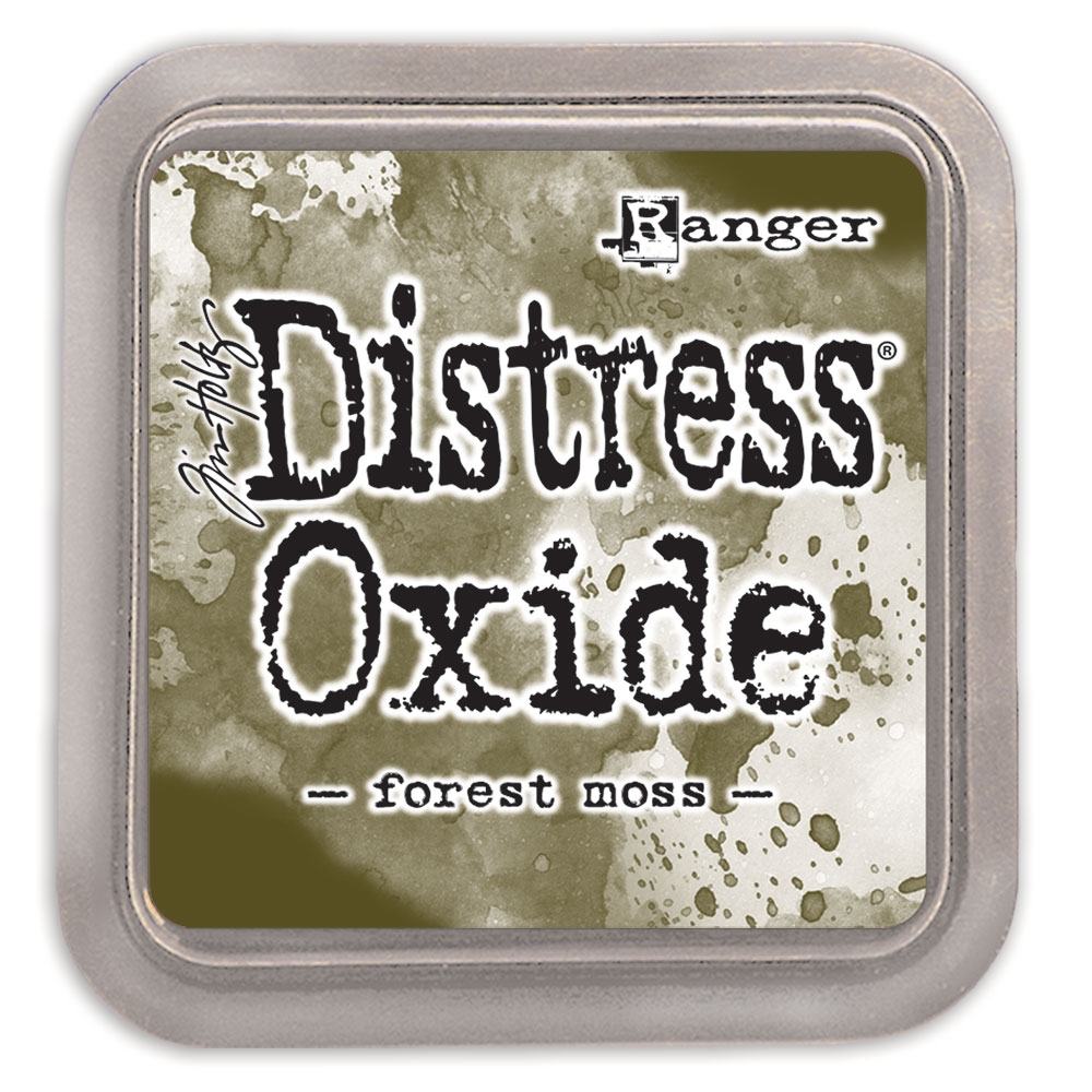 Tim Holtz Distress Oxide Ink Pad FOREST MOSS Ranger tdo55976 zoom image
