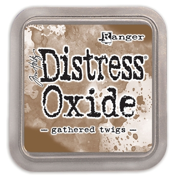 Tim Holtz Distress Oxide Ink Pad GATHERED TWIGS Ranger tdo56003