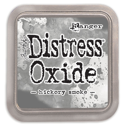 Tim Holtz Distress Oxide Ink Pad HICKORY SMOKE Ranger tdo56027 Preview Image
