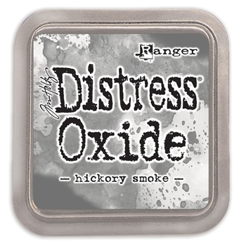 Tim Holtz Distress Oxide Ink Pad HICKORY SMOKE Ranger tdo56027