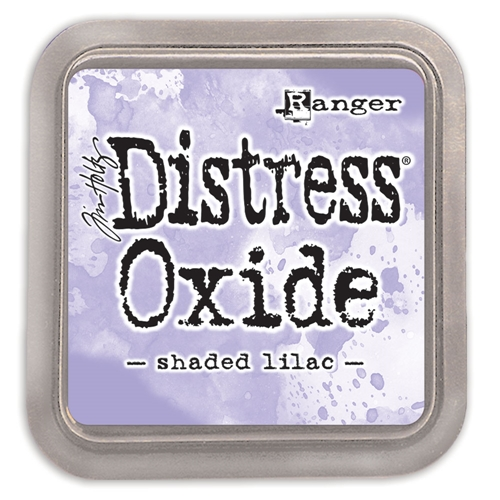 Tim Holtz Distress Oxide Ink Pad SHADED LILAC Ranger tdo56218 Preview Image