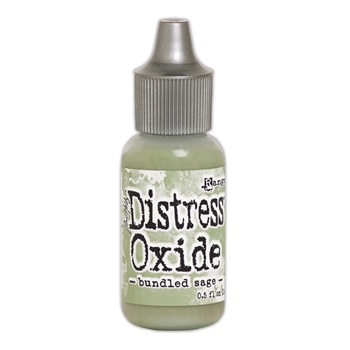 Tim Holtz Distress Oxide Reinker BUNDLED SAGE Ranger tdr56959