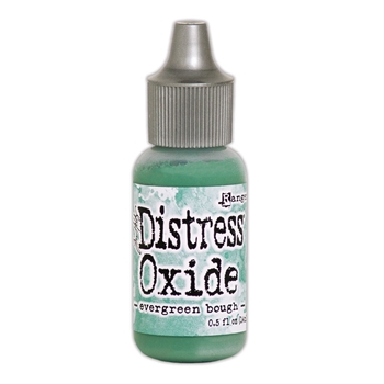 Tim Holtz Distress Oxide Reinker EVERGREEN BOUGH Ranger tdr57031