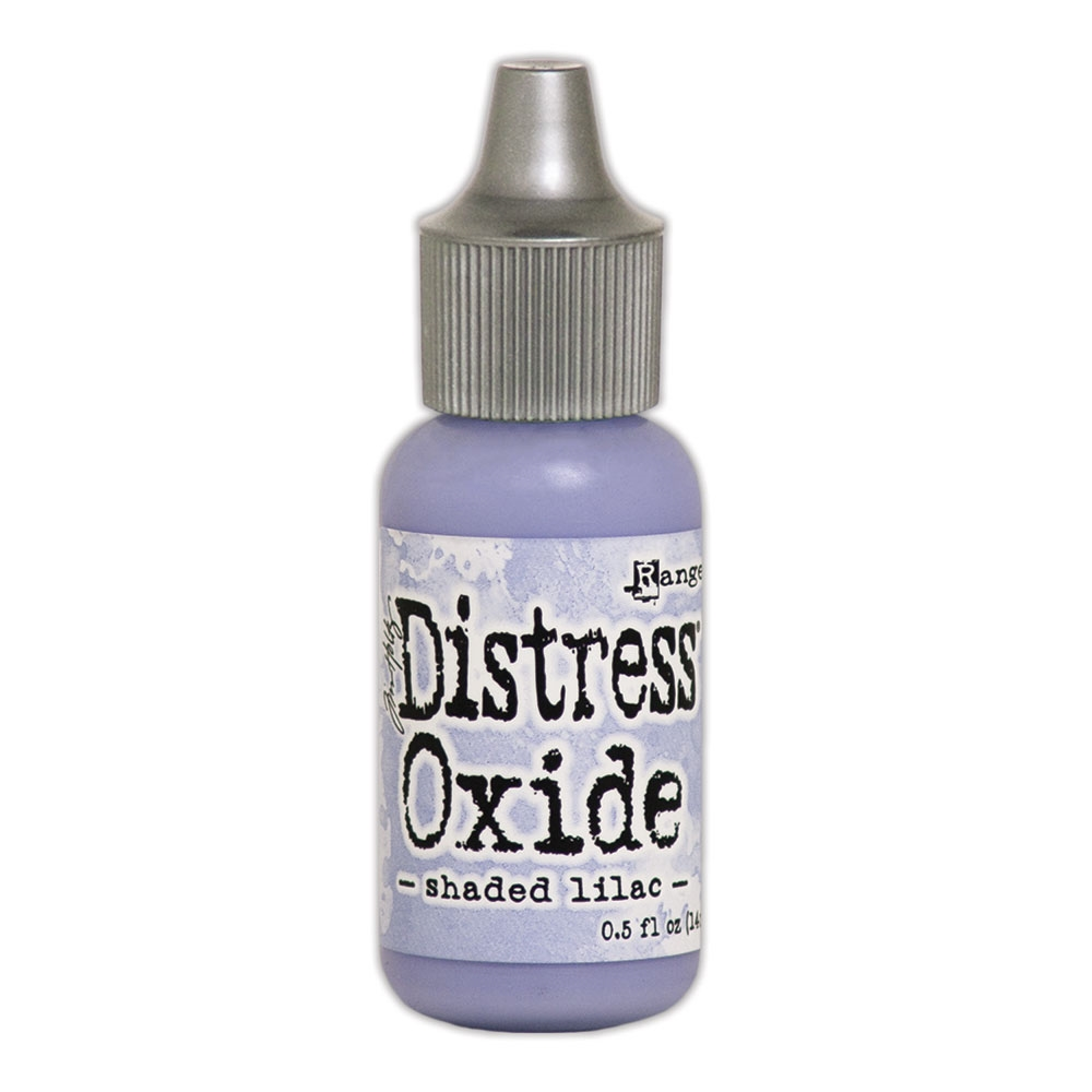Tim Holtz Distress Oxide Reinker SHADED LILAC Ranger tdr57314 zoom image