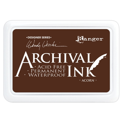 Ranger Wendy Vecchi Archival ACORN Ink Pad aid61236 Preview Image