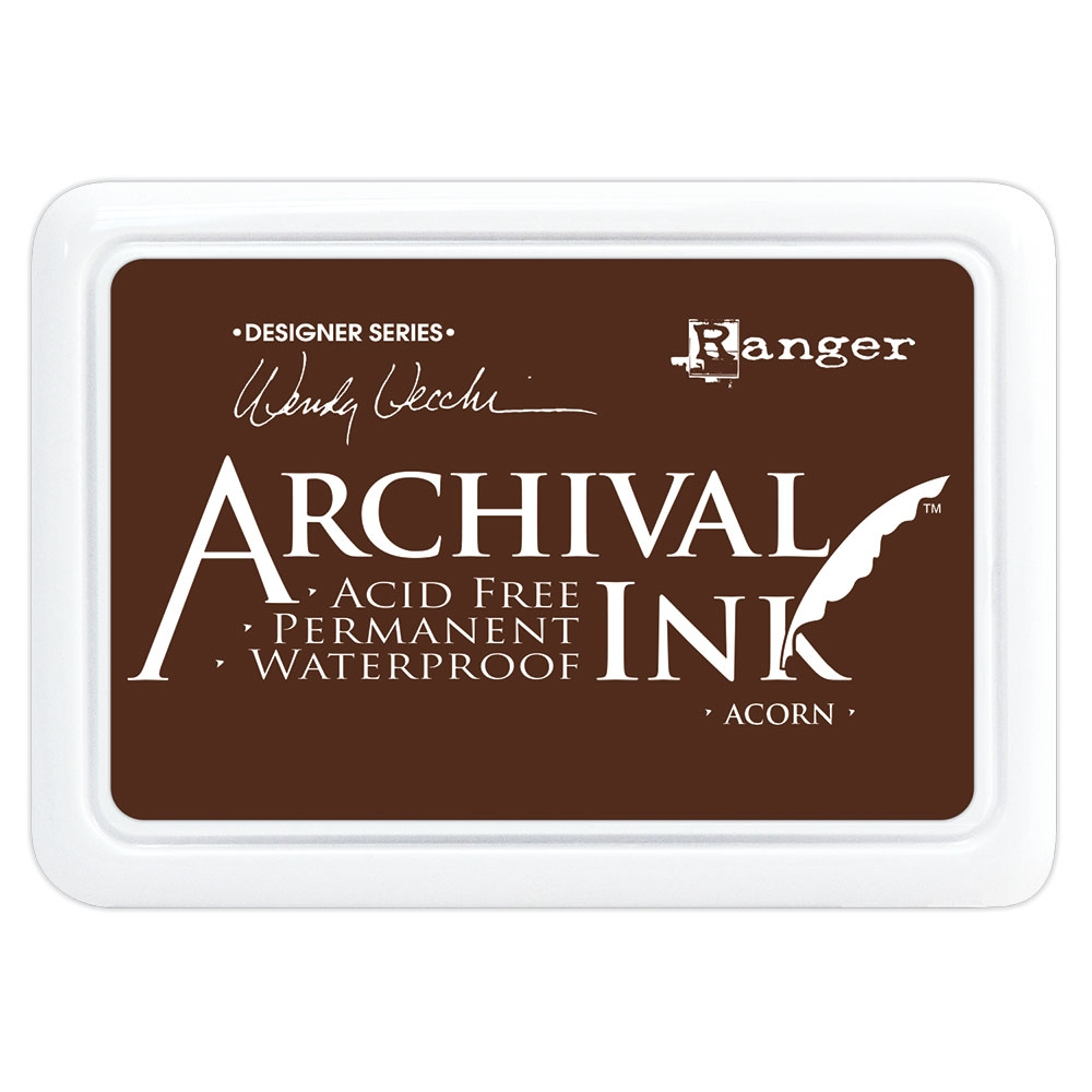 Ranger Wendy Vecchi Archival ACORN Ink Pad aid61236 zoom image