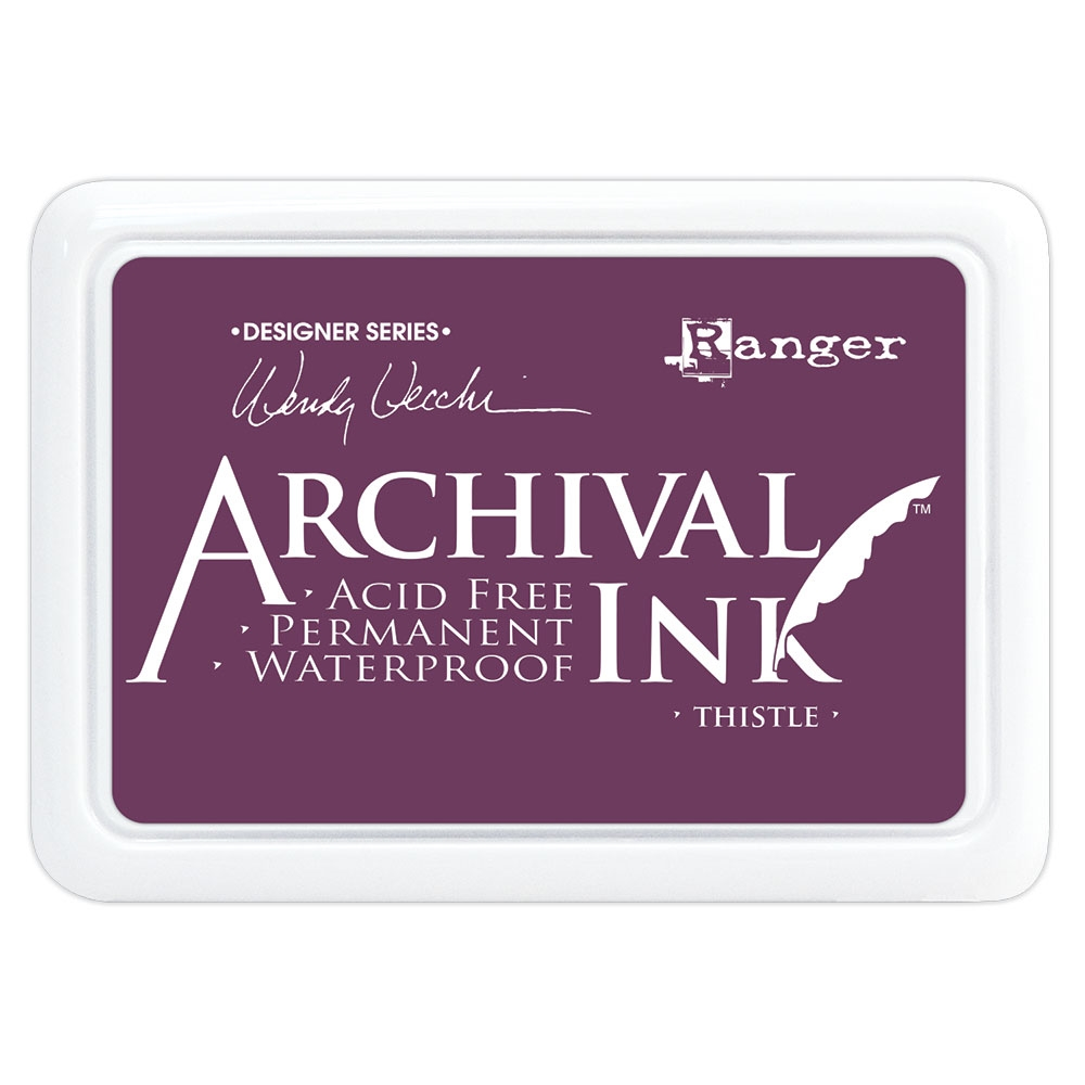 Ranger Wendy Vecchi Archival THISTLE Ink Pad aid61281 zoom image