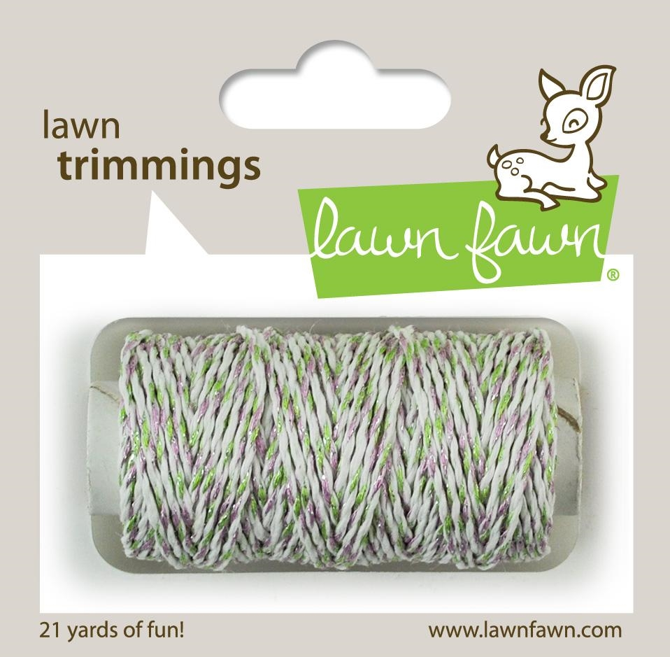 Lawn Fawn MEADOW Sparkle Cord LF1579 zoom image
