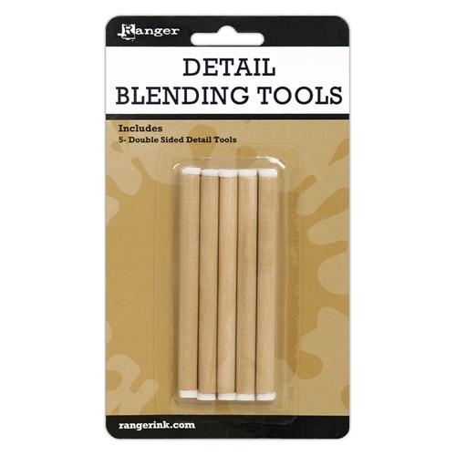 Ranger DETAIL BLENDING TOOLS 5 Pack ibt62172 Preview Image