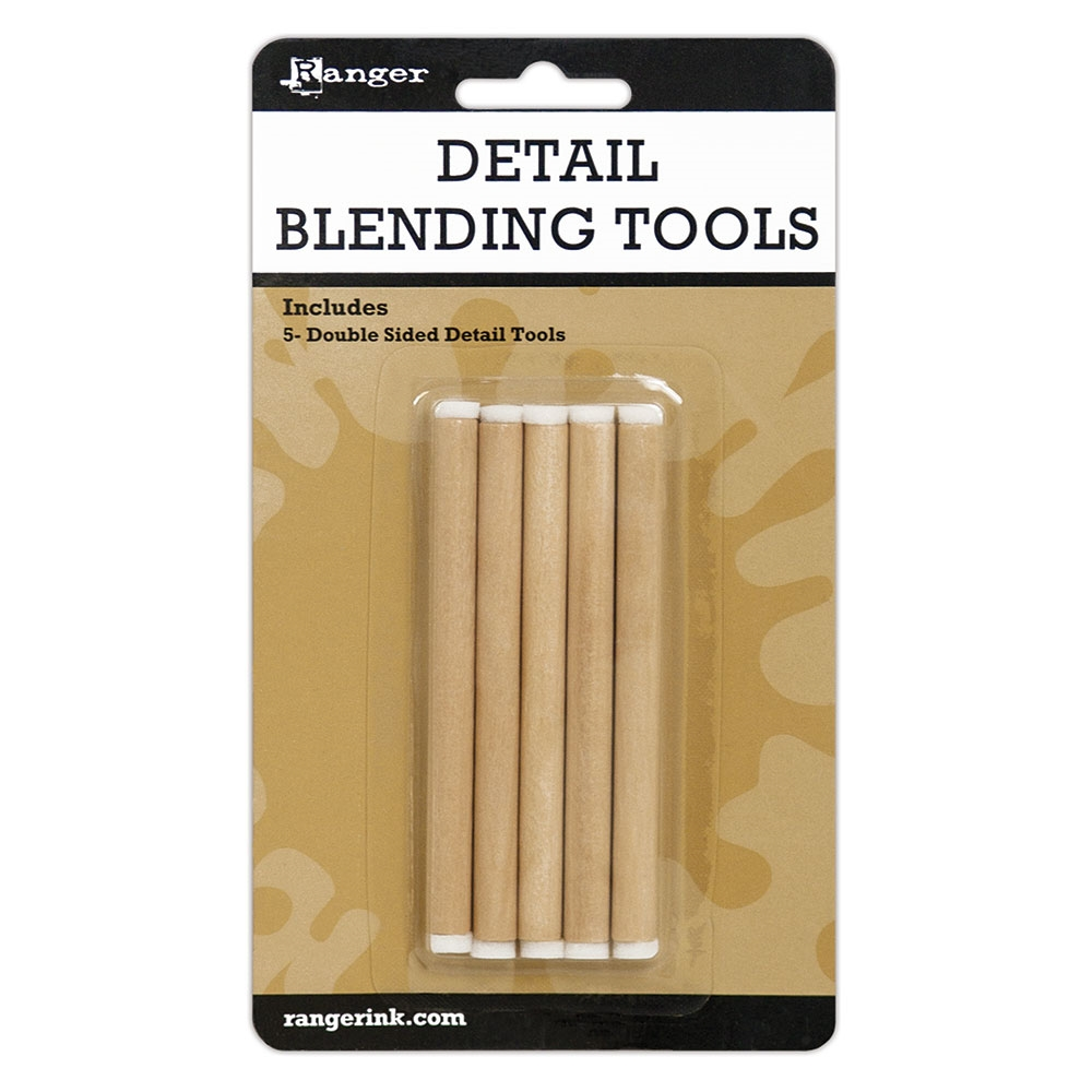 Ranger DETAIL BLENDING TOOLS 5 Pack ibt62172 zoom image