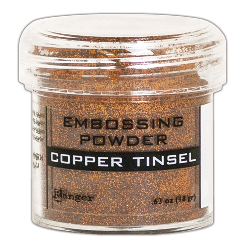 Ranger Embossing Powder COPPER TINSEL epj60420 Preview Image