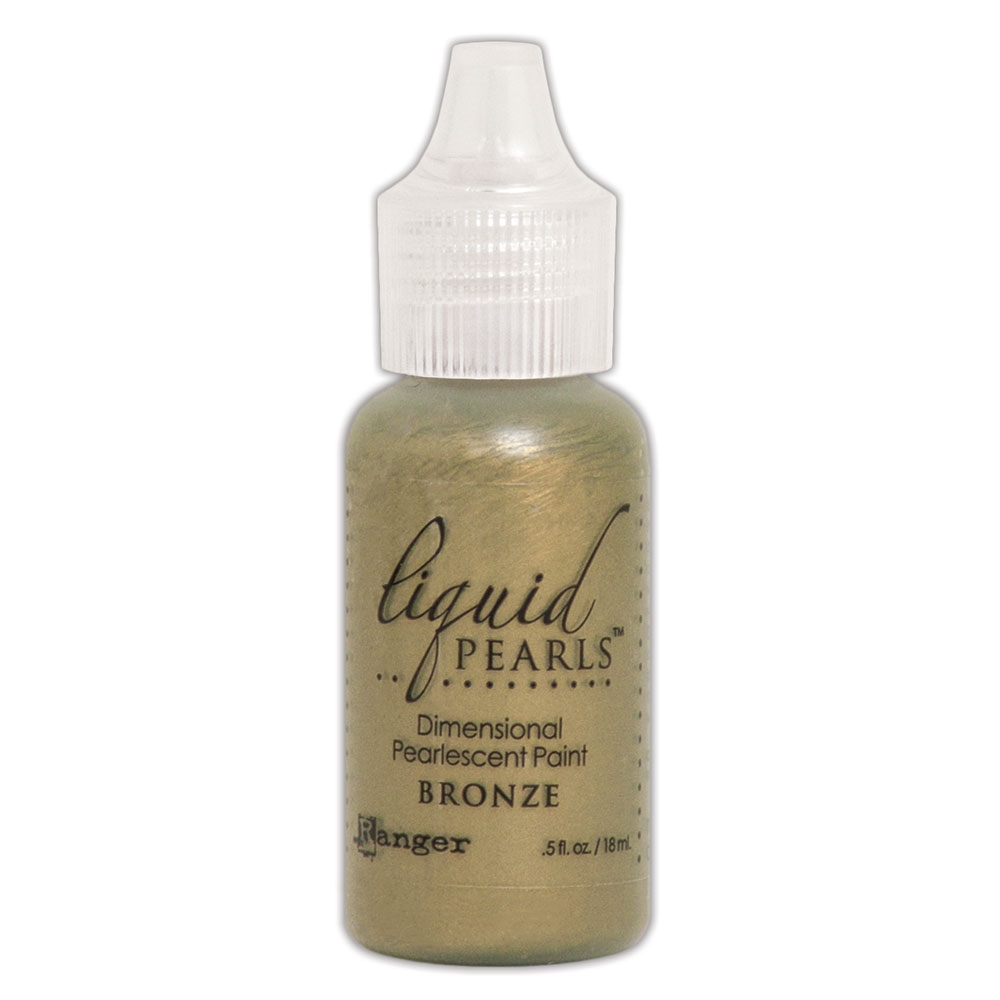 Ranger BRONZE Liquid Pearls Pearlescent Paint lpl54269 zoom image